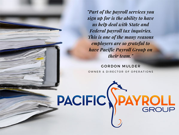 IRS and State Payroll FAQ