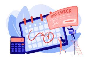 Payroll Paycheck Calendar Calculator