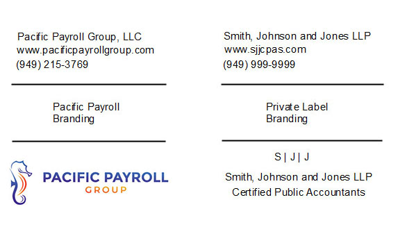 Full Service Payroll for Accountants - Private Label Branding